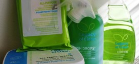 A Whole Box of Eco-Friendly Cleaning Supplies Giveaway!