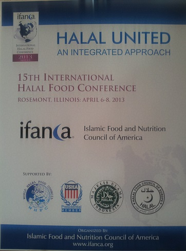 Halal United Theme | IFANCA's 15th Annual Halal Food Conference