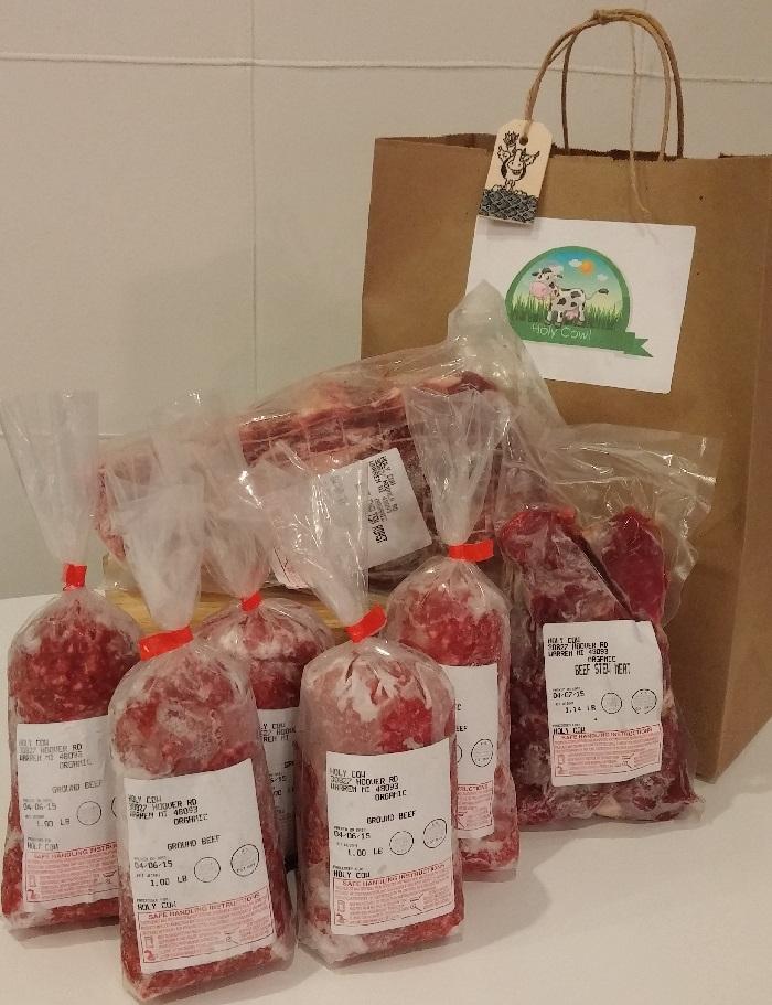 Holy Cow Organic Halal Meats