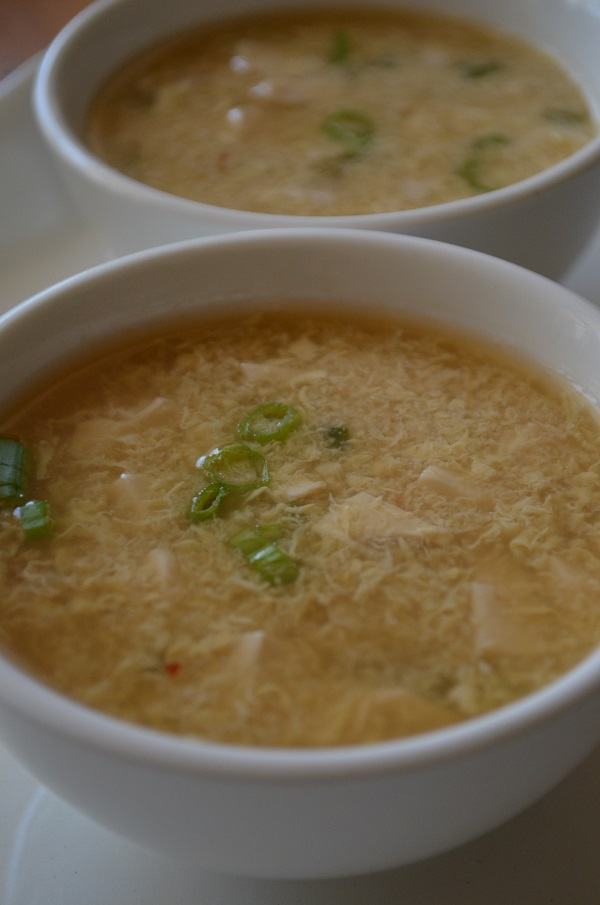 Chinese Hot & Sour Soup