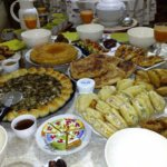 Iftar table  by alison
