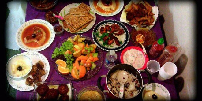 Hashtag #MyRamadanIftar and #MyRamadanSuhoor & Your Photos from Last Year