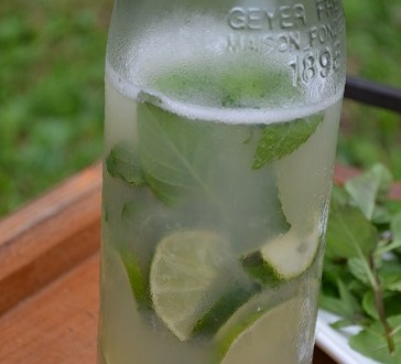 Refreshing Limeade