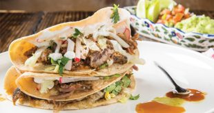 Goat Meat Tacos (from the My Halal Kitchen cookbook)