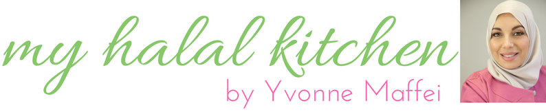 My Halal Kitchen by Yvonne Maffei