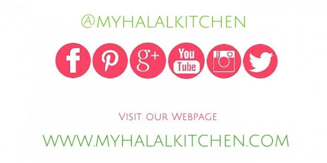 Q & A with Yvonne of My Halal Kitchen
