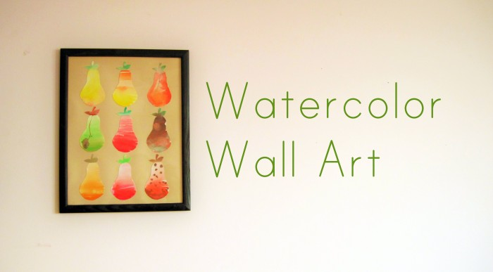 MHK Watercolor Wall Art Cover