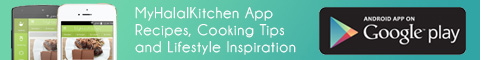 My Halal Kitchen App Banner