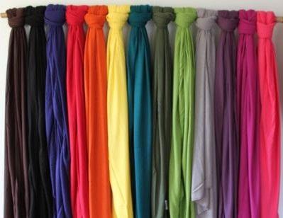Nahda Designs Jersey Scarves