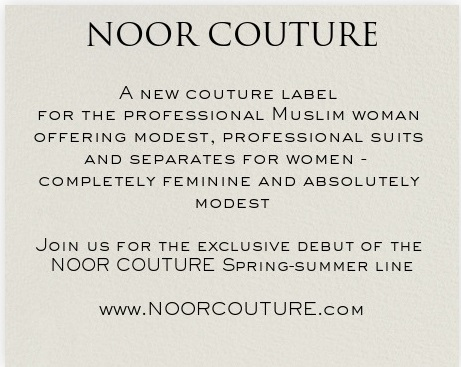 Noor Couture label