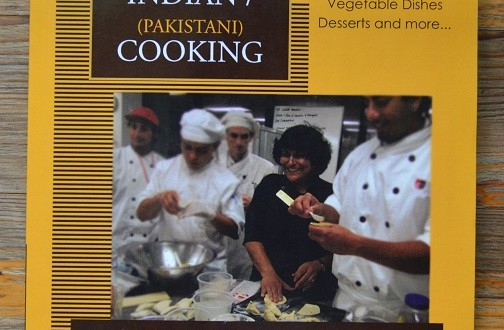 Flavorful Shortcuts to Indian/Pakistani Cooking by Farhana Sahibzada: Cookbook Review & Giveaway