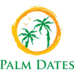 Palm Date Co. Logo Square