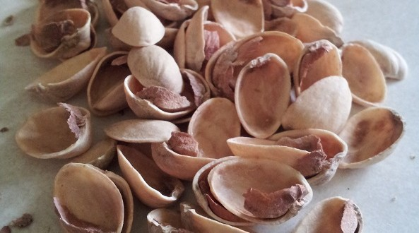 How to Re-Use Pistachio Shells