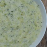Potato and Zucchini Soup