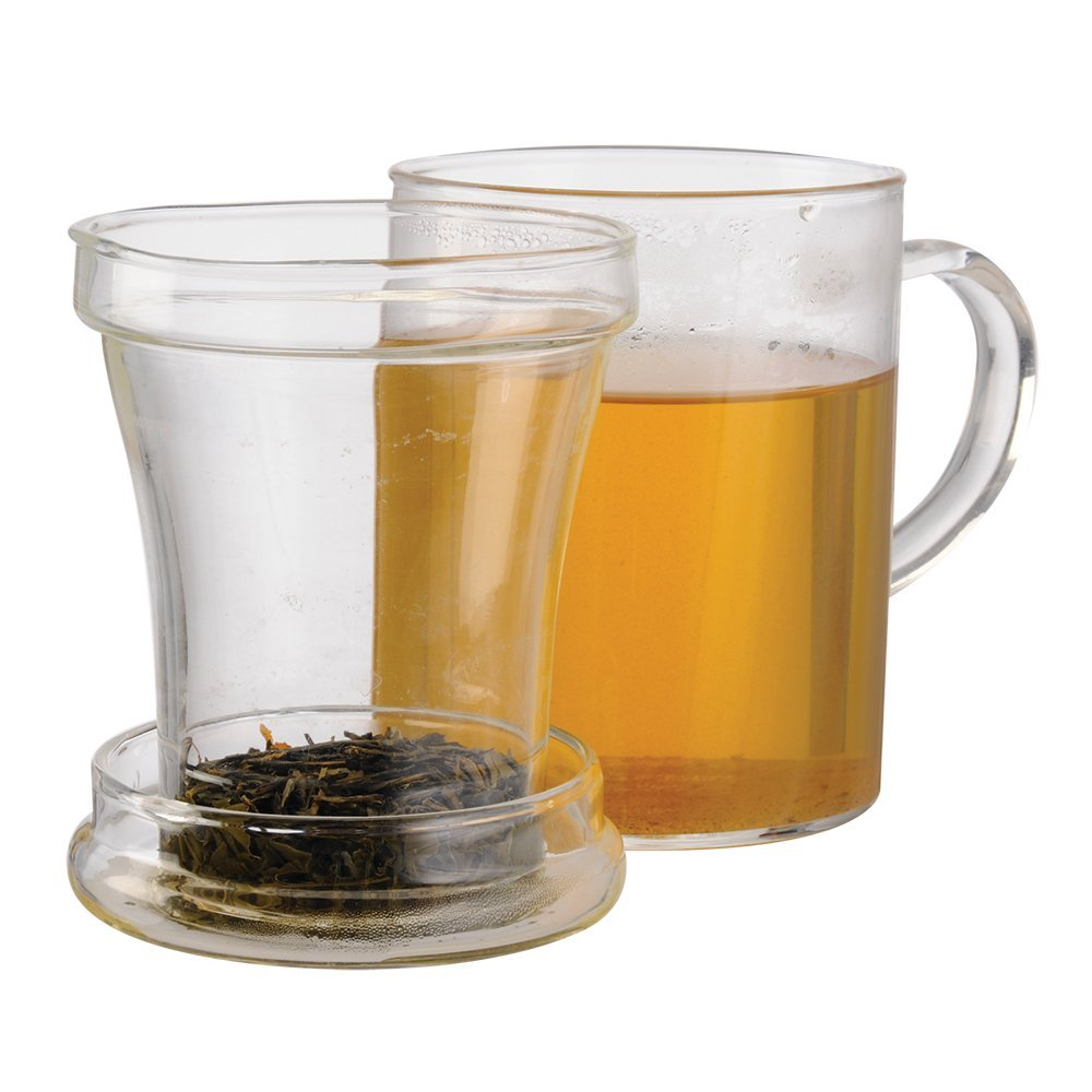 Primula Tea Cup with Infuser- Amazon