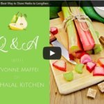 Q & A Video French Cuisine Halal | My Halal Kitchen