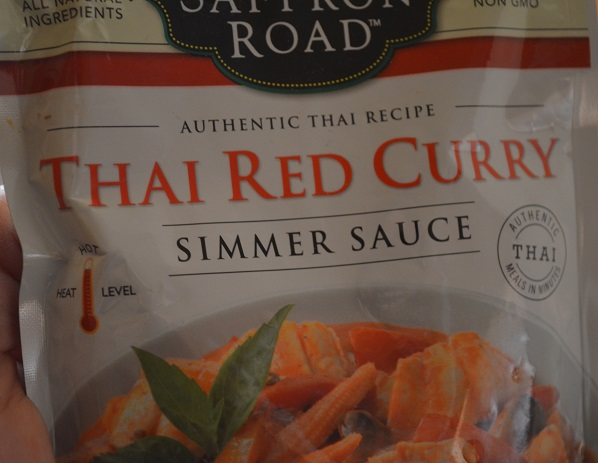 Red Curry Simmer Sauce