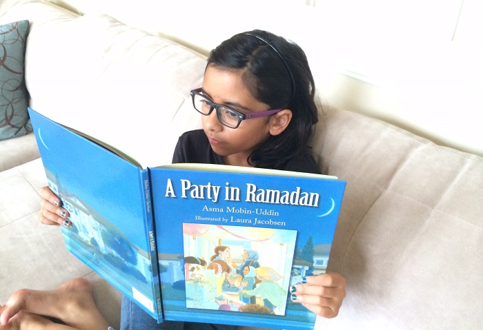 Revving Up for Ramadan by Kiran Ansari