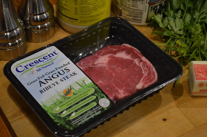 Ribeye Steak Angus by Crescent