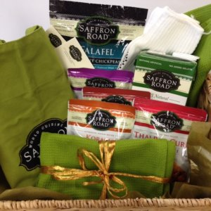 Saffron Road Gift Basket Giveaway | My Halal Kitchen
