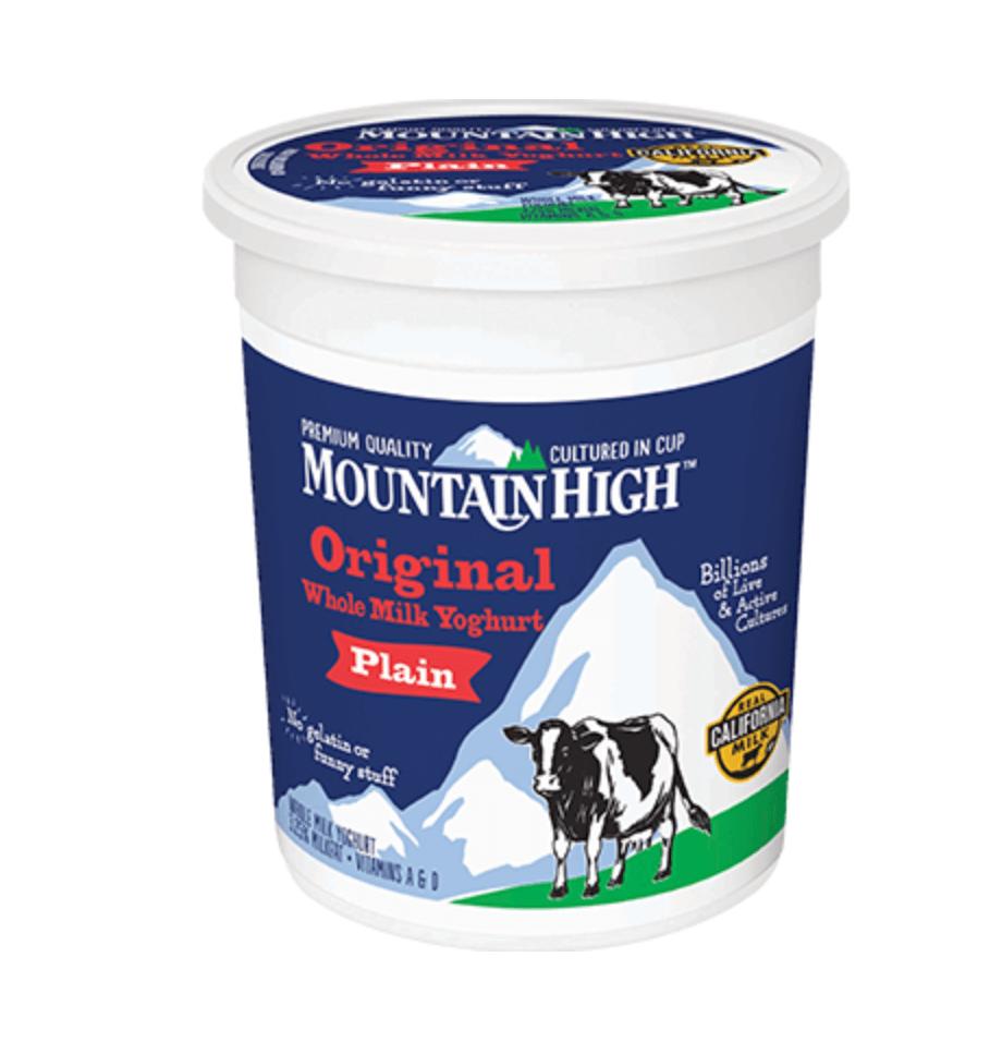 Halal-Certified Yoghurt - My Halal Kitchen by Yvonne Maffei-