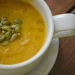 Red Lentil & Carrot Soup | My Halal Kitchen