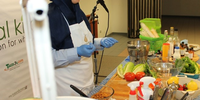 The First Summer Ramadan Cooking Chicago Cookbook Tour Stop