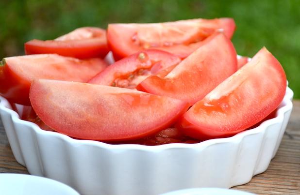 Tomatoes- Greek Salad