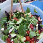 UMMA Center Garden Class- Salad Kids Love