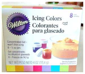 Wilton Icing Colors MHK Blog Giveaway