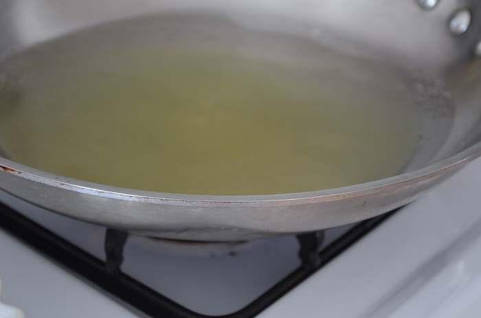 add oil