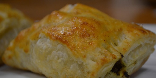 Beef Puff Pastry | My Halal Kitchen