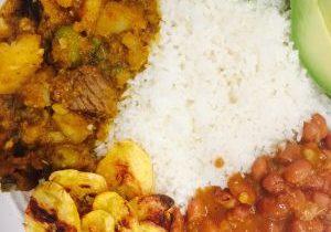 Caribbean Beef Stew