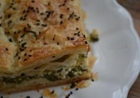 Savory Spinach Pie {Borek} | My Halal Kitchen