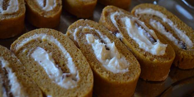 beautiful featured image pumpkin rolls