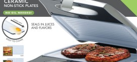 Crescent Foods Big Boss Countertop Grill Giveaway