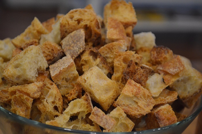 Homemade Croutons | My Halal Kitchen