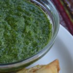 Cilantro Chutney Recipe | My Halal Kitchen