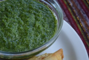 Cilantro Chutney Recipe | My Halal Kitchen