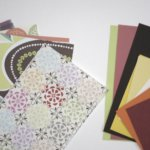 HafsaCreates Kit -patterned paper
