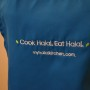 cook halal eat halal in blue horizontal