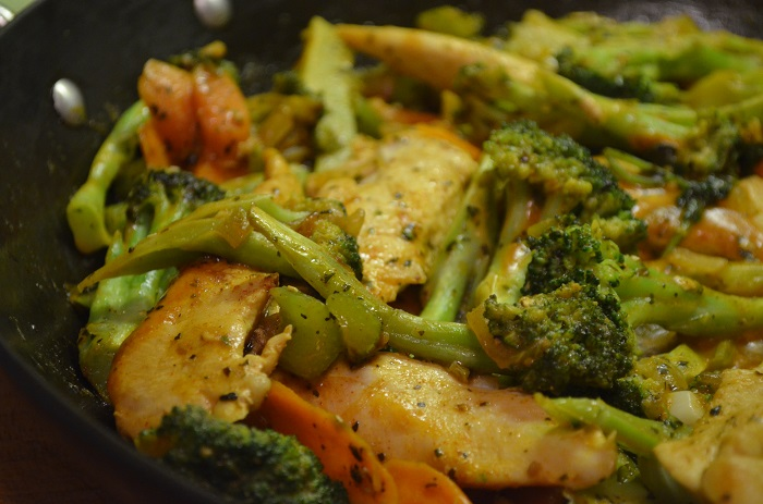 cooked stir fry 2