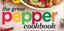 Giveaway: The Great Pepper Cookbook