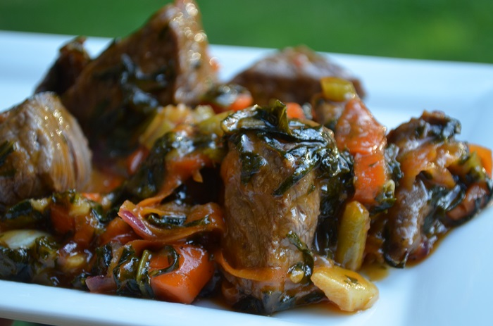 final - sweet and sour beef