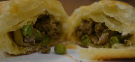 Beef Samosa Puff Pastries | My Halal Kitchen