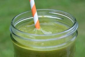 Green Smoothie | My Halal Kitchen
