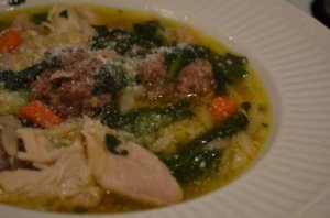 Italian Wedding Soup | My Halal Kitchen