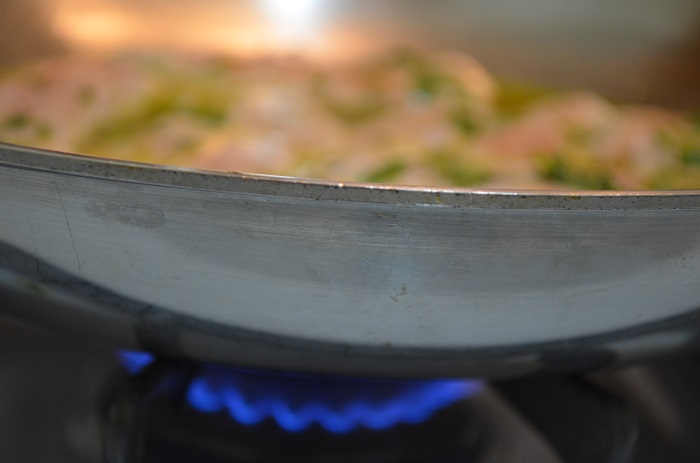 fire up the pan