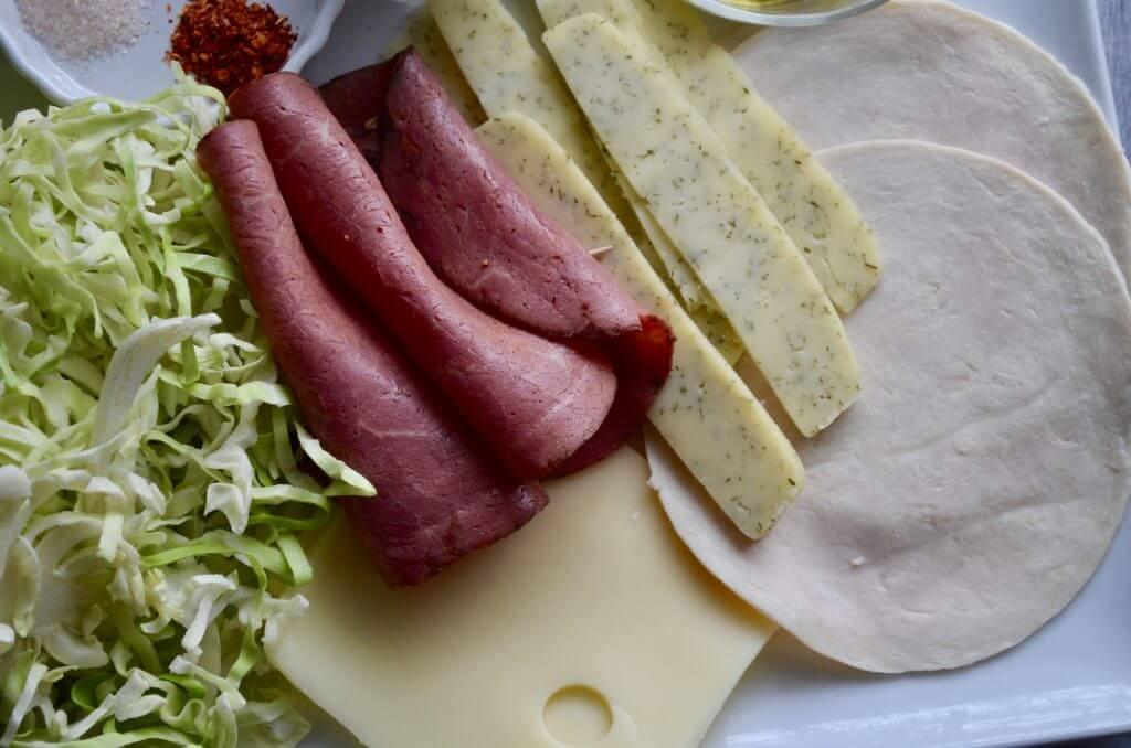 how to make halal sandwich