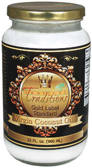 Tropical Traditions Extra Virgin Coconut Oil